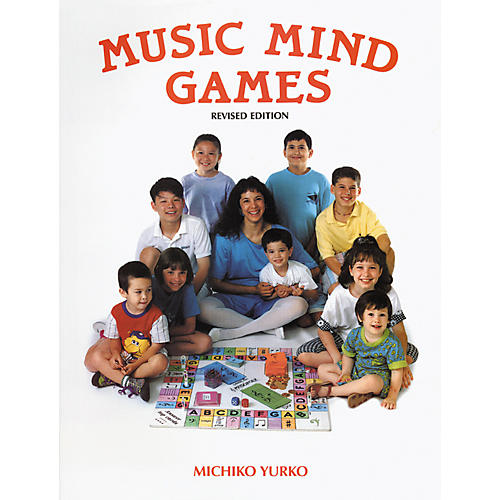 Alfred Music Mind Games Book-thumbnail