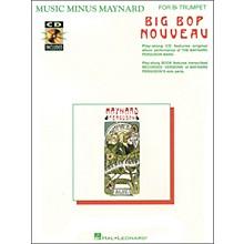 Hal Leonard Music Minus Maynard Big Bop Nouveau for Bb Trumpet CD/Pkg
