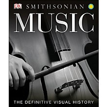 Alfred Music: Music: The Definitive Visual History Hardcover Book