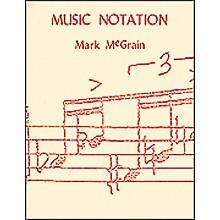 Berklee Press Music Notation Book