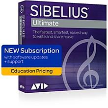 Sibelius Music Notation Software Subscription Education Version
