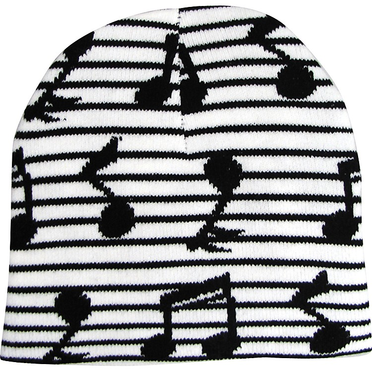 AIM Music Notes Beanie