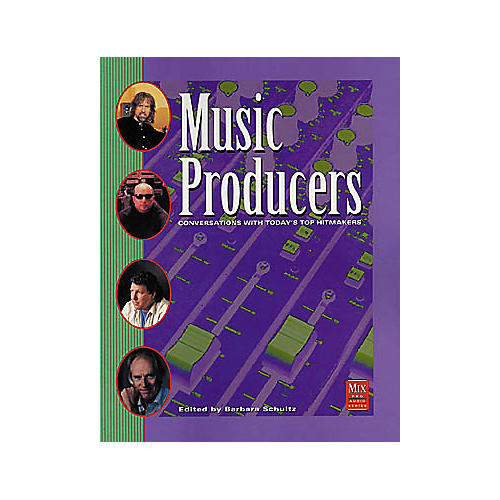 Hal Leonard Music Producers - 2nd Edition-thumbnail
