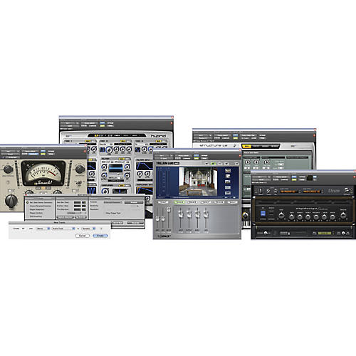 Digidesign Music Production Toolkit 2-thumbnail