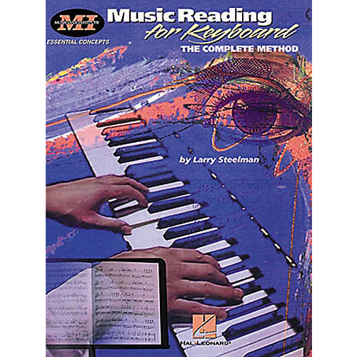 Hal Leonard Music Reading for Keyboard