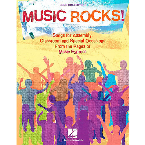 Hal Leonard Music Rocks!  Songs for Assembly, Classroom and Special Occasions - Collection-thumbnail
