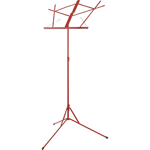 Strukture Music Stand Red