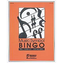Hal Leonard Music Symbol Bingo (Game)