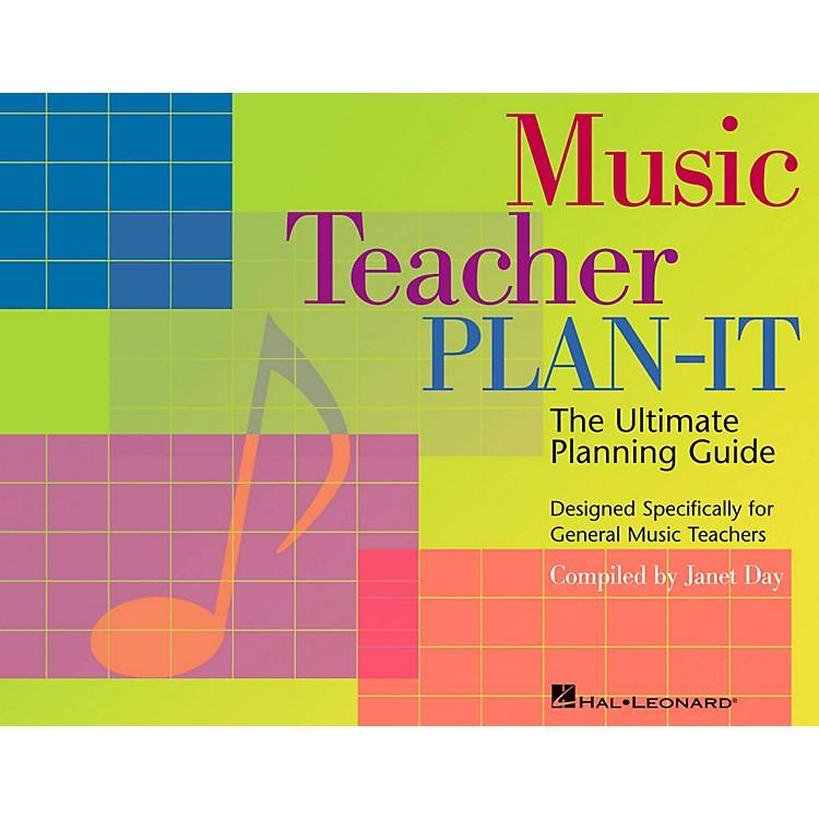 Hal LeonardMusic Teacher Plan-It - The Ultimate Planning Guide