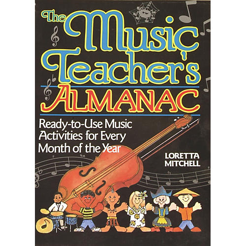 Pearson Education Music Teacher's Almanac