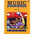 Alfred Music Theory Made Easy for Kids Level 1 Book-thumbnail