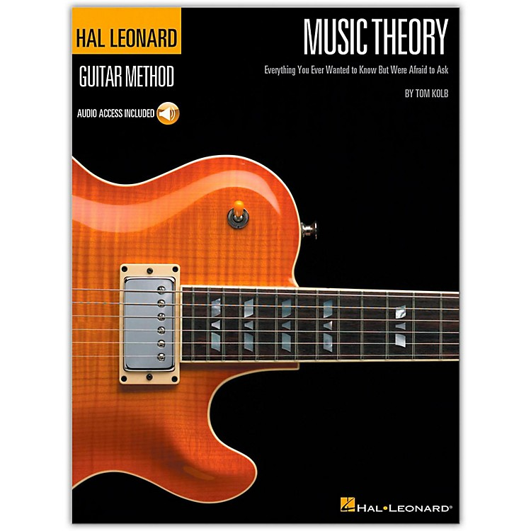 Hal Leonard Music Theory for Guitarists (Book and CD Package)