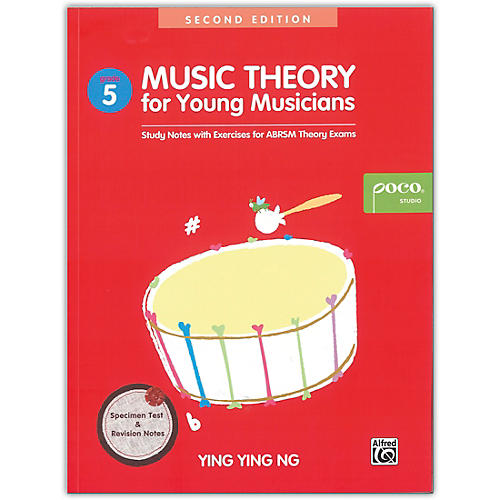 Alfred Music Theory for Young Musicians, Grade 5-thumbnail