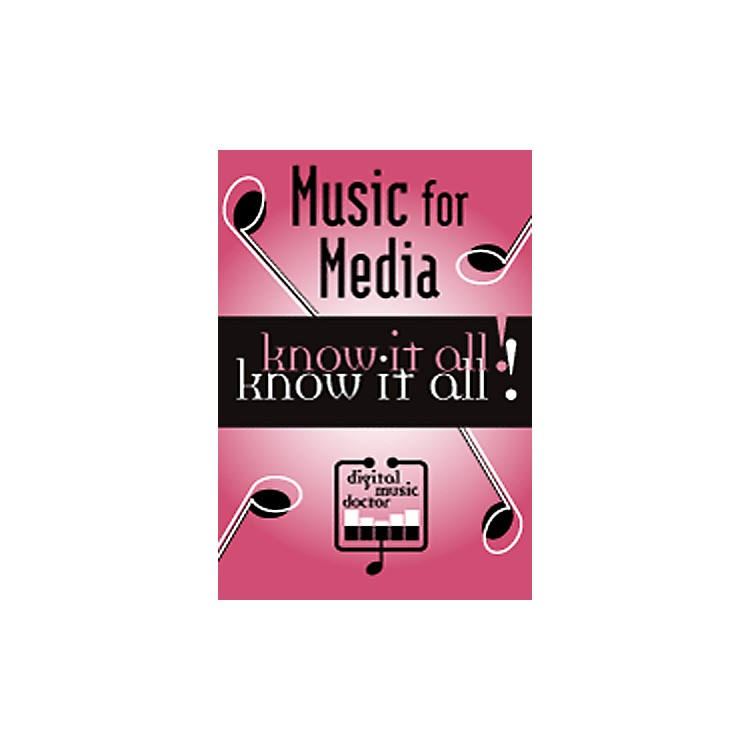 Digital Music DoctorMusic for Media Know It All! DVD