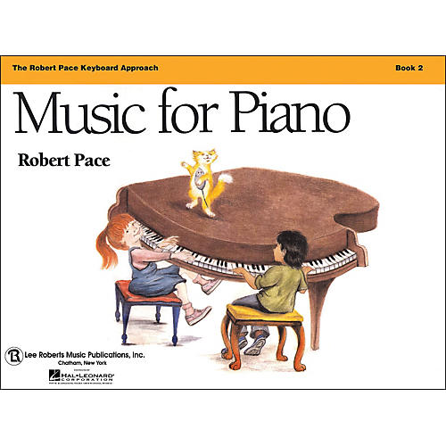 Hal Leonard Music for Piano - Book 2 Revised, Robert Pace Keyboard