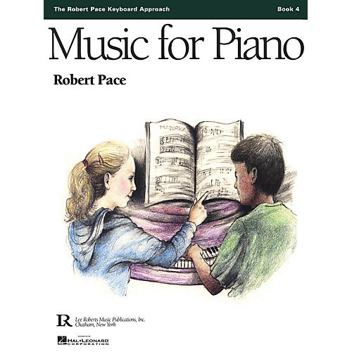 Lee Roberts Music for Piano (Book 4) Pace Piano Education Series-thumbnail