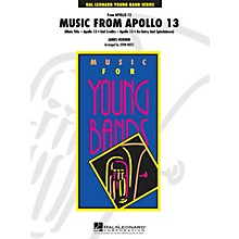 Hal Leonard Music from Apollo 13 - Young Concert Band Level 3 by John Moss