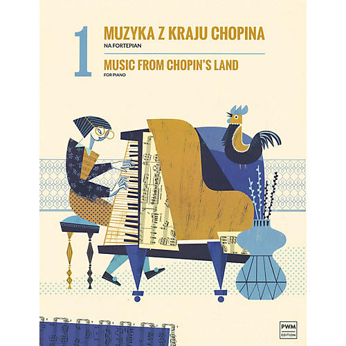PWM Music from Chopin's Land (Volume 1) PWM Series Softcover-thumbnail