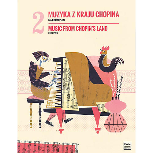 PWM Music from Chopin's Land (Volume 2) PWM Series Softcover-thumbnail