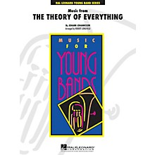 Hal Leonard Music from The Theory of Everything - Young Concert Band Level 3 by Robert Longfield