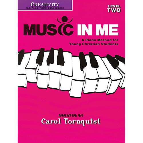 Word Music Music in Me - A Piano Method for Young Christian Students Sacred Folio by Carol Tornquist (Mid-Elem)-thumbnail