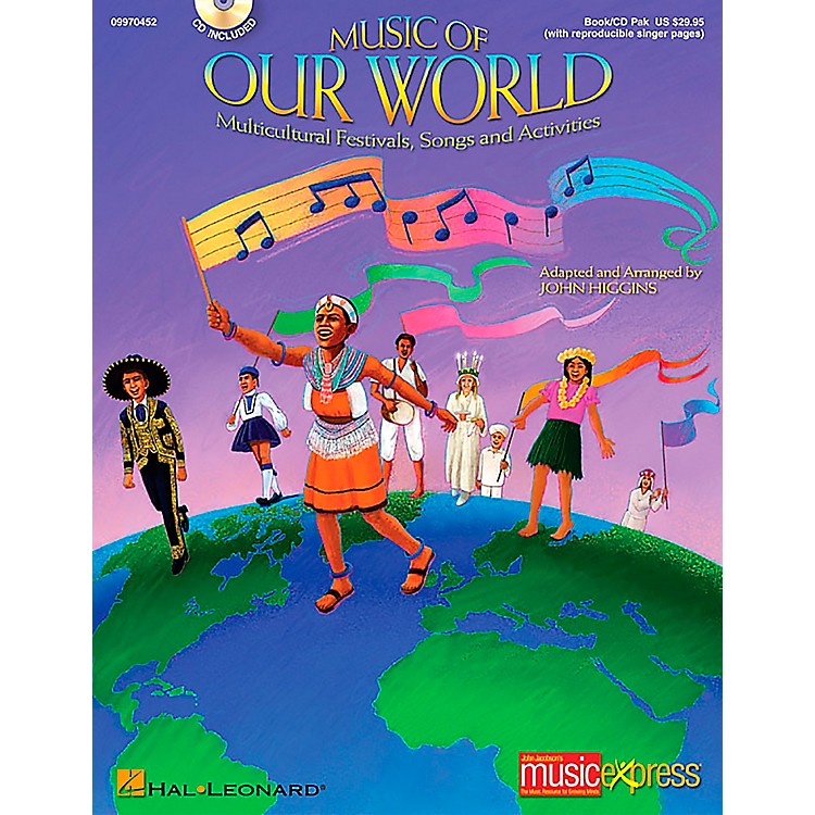 Hal LeonardMusic of Our World