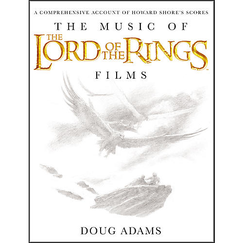 Alfred Music of The Lord of the Rings Films Book & CD