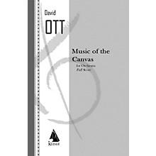 Lauren Keiser Music Publishing Music of the Canvas LKM Music Series by David Ott