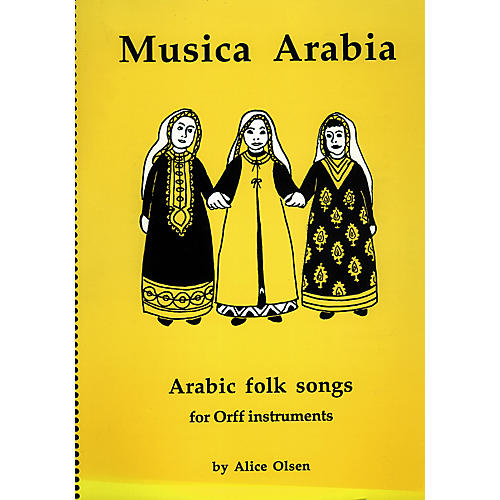 Alice Olsen Publishing Musica Arabia