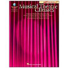 Hal Leonard Musical Theatre Classics for Baritone/Bass (Book/Online Audio)