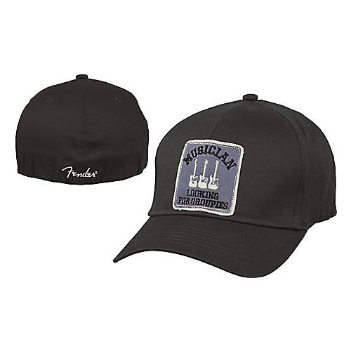 Fender Musician Looking for... Stretch Fit Hat-thumbnail