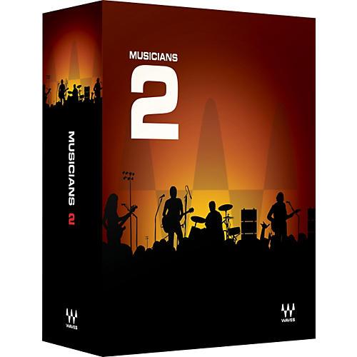 Waves Musicians 2 Bundle Native/TDM/SG Software Download