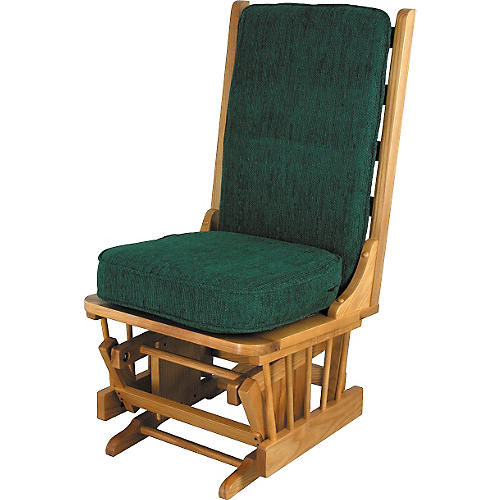 Pick N Glider Musician's Chair Hunter Green