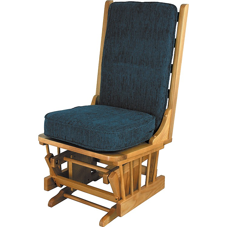 Pick N Glider Musician's Chair Navy Blue