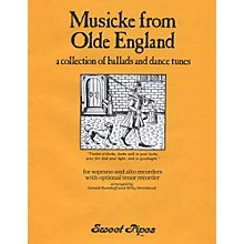 Sweet Pipes Musicke From Olde England