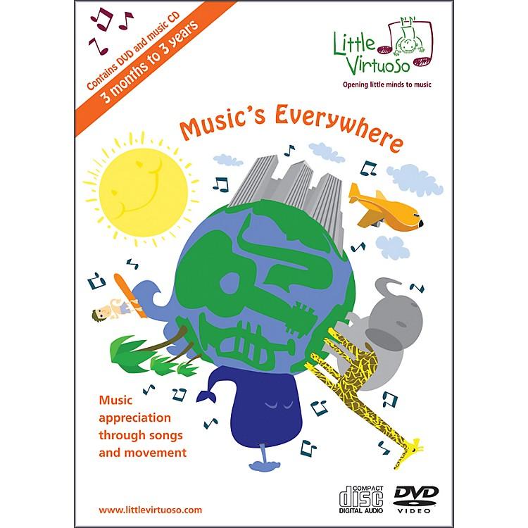 AlfredMusic's Everywhere DVD & CD Classroom