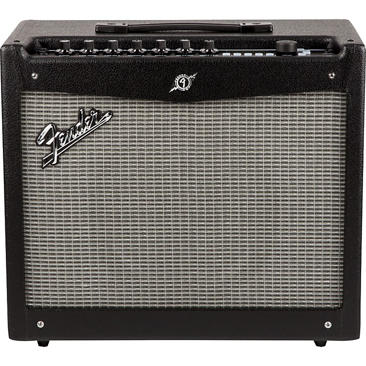 FenderMustang III V.2 100W 1x12 Guitar Combo AmpBlack