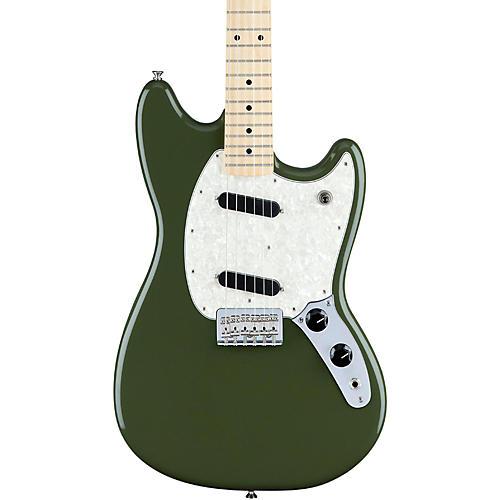 Fender Mustang Maple Fingerboard-thumbnail
