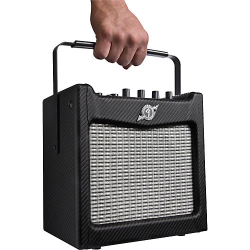 Fender Mustang Mini 7W 1x6.5 Battery-Powered Guitar Combo Amp