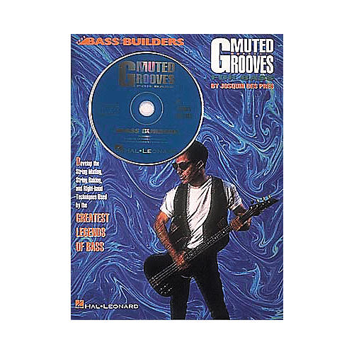 Hal Leonard Muted Grooves (Book and CD Package)
