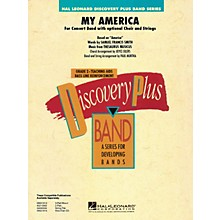 Hal Leonard My America - Discovery Plus Band Level 2 arranged by Paul Murtha