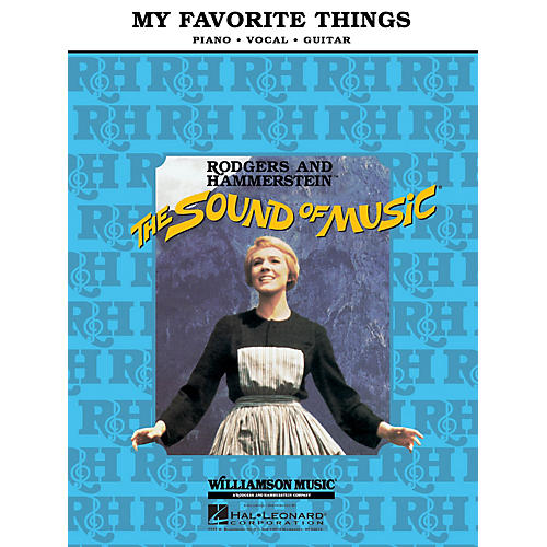 Hal Leonard My Favorite Things (from The Sound of Music) Piano Vocal Series