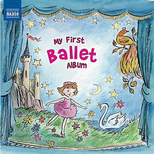 Alfred My First Ballet Album CD