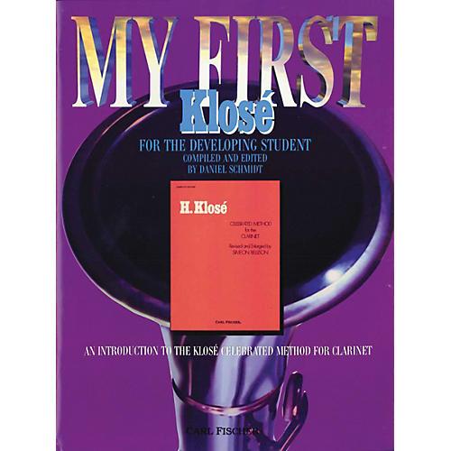 Carl Fischer My First Klose Book