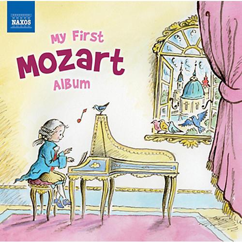 Alfred My First Mozart Album CD