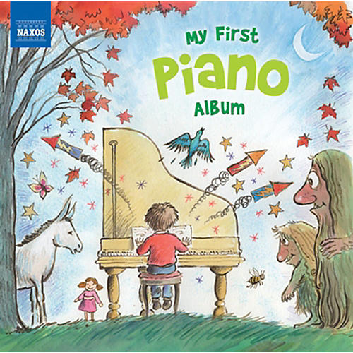 Alfred My First Piano Album CD