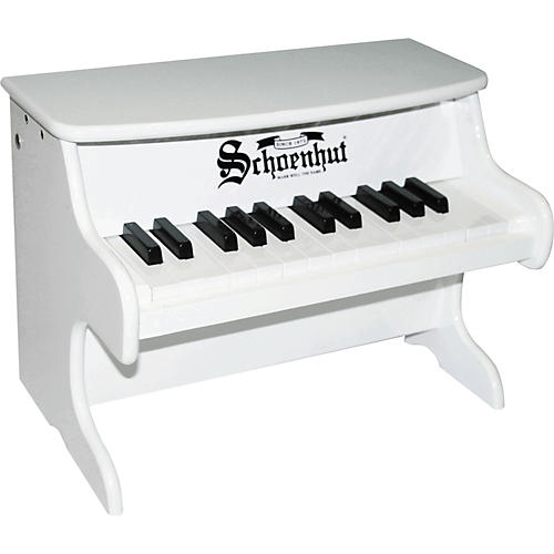 Schoenhut My First Piano II White