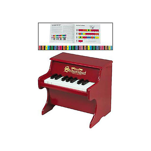 Schoenhut My First Piano Red