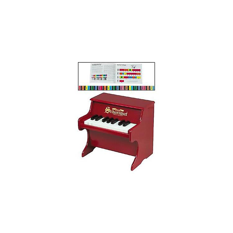 SchoenhutMy First PianoRed