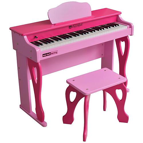 Schoenhut My First Piano Tutor Pink